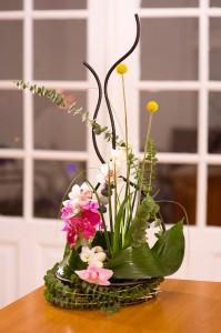 workshop aranjamente florale