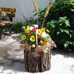 atelier creatie florala tematica - flori si legume