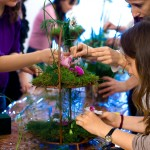 workshop aranjamente florale