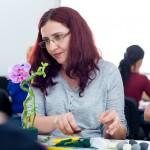 Spring Events, atelier aranjamente aranjamente florale- workshop tematic orhidee
