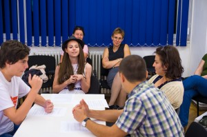 Spring Events- workshop despre personalitati dificile