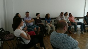 Spring Events- workshop limbajul corpului