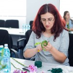 workshop aranjamente aranjamente florale corporate - atelier tematic orhidee