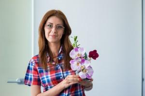 workshop aranjamente aranjamente florale corporate - atelier tematic orhidee