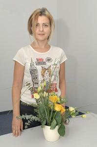 workshop aranjamente aranjamente florale corporate - workshop tematic trandafiri si lisianthus