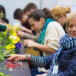 workshop aranjamente florale spring events